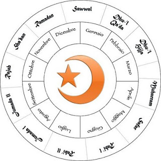 calendário islâmico | Blog de História